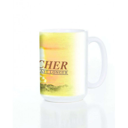 Ceramic Mug Take A Pitcher