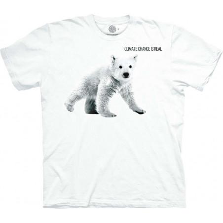 T-Shirt Climate Change Cub