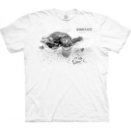 T-Shirt Hatchling No More Plastic