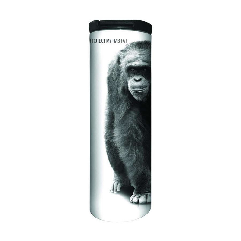 Travel Mug Protect My Habitat