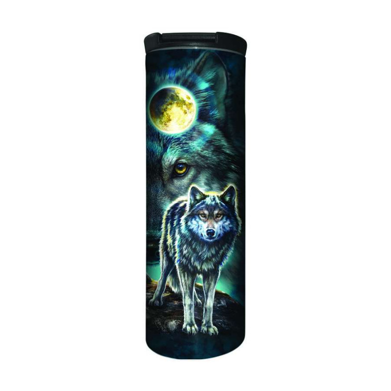 Travel Mug Northstar Wolves