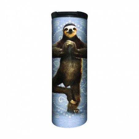 Travel Mug Namaste Sloth