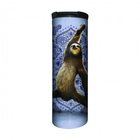 Travel Mug Warrior Sloth