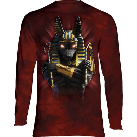 Anubis Soldier Long Sleeve T-Shirt