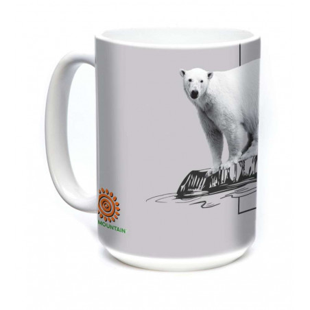 Ceramic Mug Habitat Polar Bear