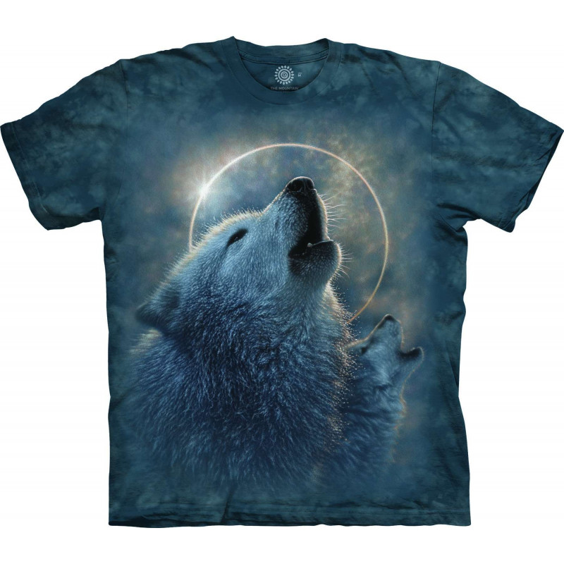 Wolf Eclipse T-Shirt