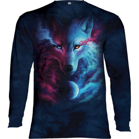 Where Light and Dark Meet Long Sleeve T-Shirt