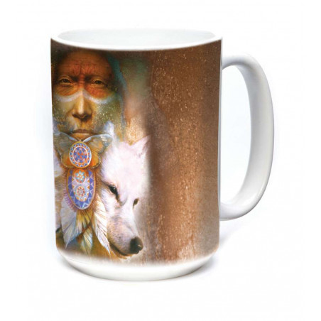 Ceramic Mug Sacred Transformation