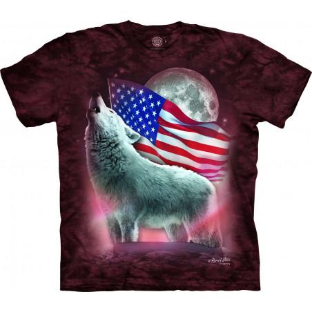 Patriotic Lights T-Shirt