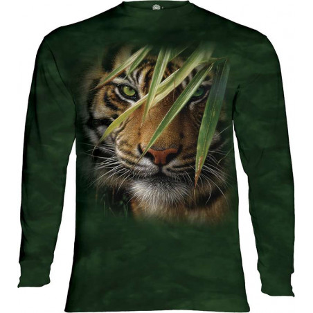 Emerald Forest Long Sleeve T-Shirt
