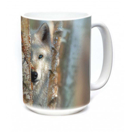 Ceramic Mug Focused