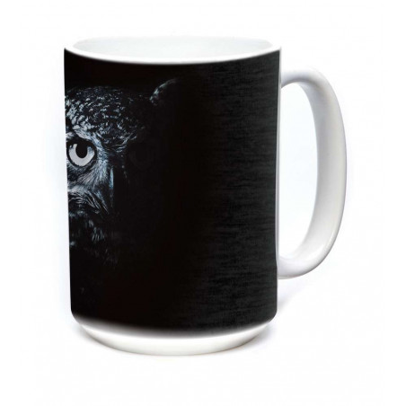Ceramic Mug Shadow Owl