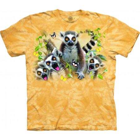 Lemur Selfie T-Shirt