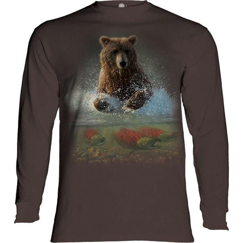 Lucky Fishing Hole Long Sleeve T-Shirt