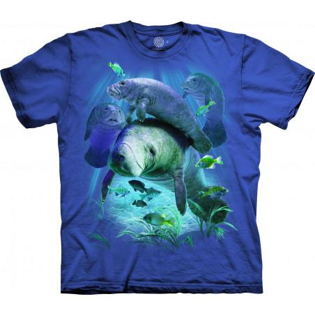 Manatee Pod T-Shirt