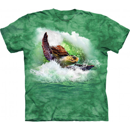 Surfin' Sea Turtle T-Shirt