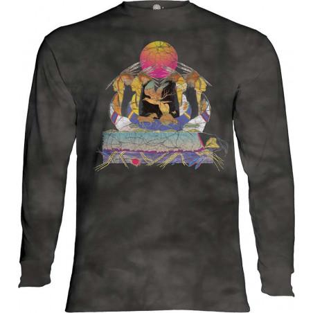 Rejuvenate Mother Earth Long Sleeve T-Shirt