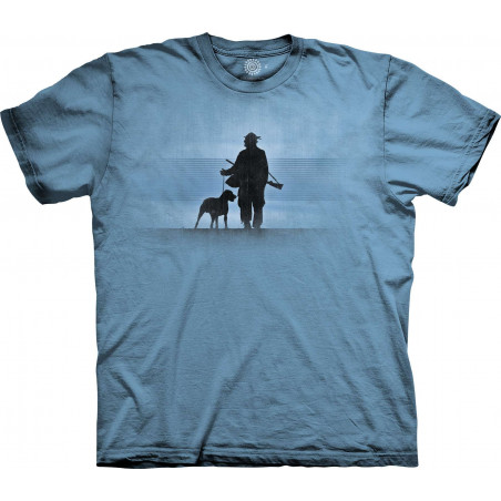 Hunter and His Dog T-Shirt