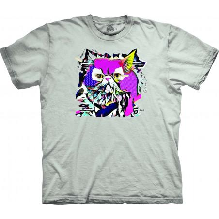Pop Art Pussycat T-Shirt