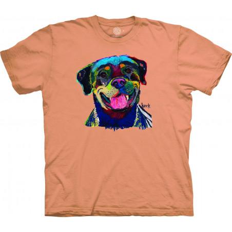 Happy Rottweiler T-Shirt