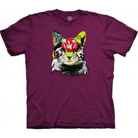 Fine Art Feline T-Shirt