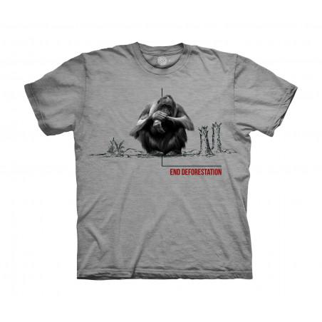 Deforestation Orangutan T-Shirt