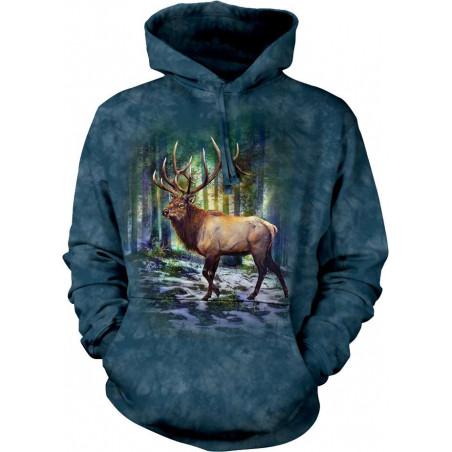 Sunlit Elk Hoodie