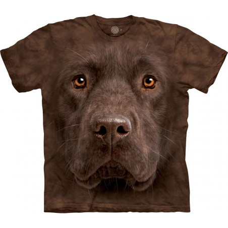 Chocolate Lab Brown T-Shirt