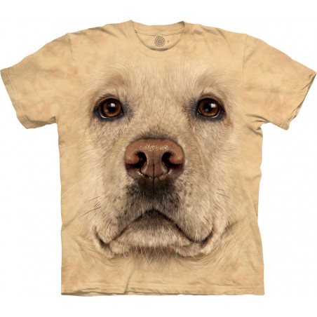 Yellow Labrador Sand T-Shirt