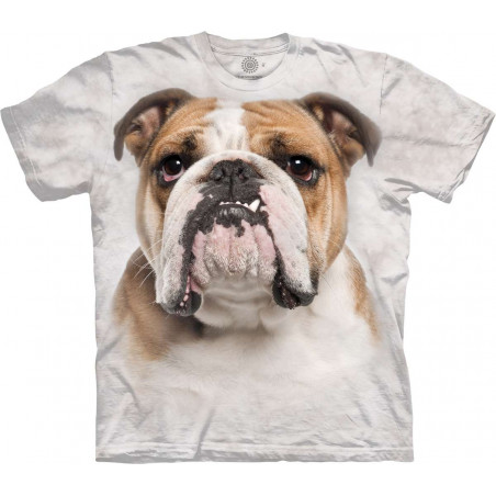 It's a Bulldog Portrait T-Shirt