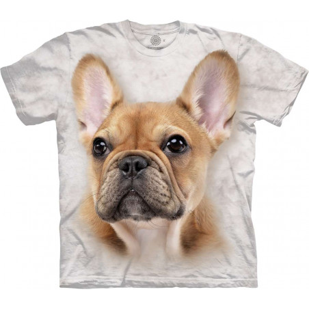 Little Frenchie Face T-Shirt