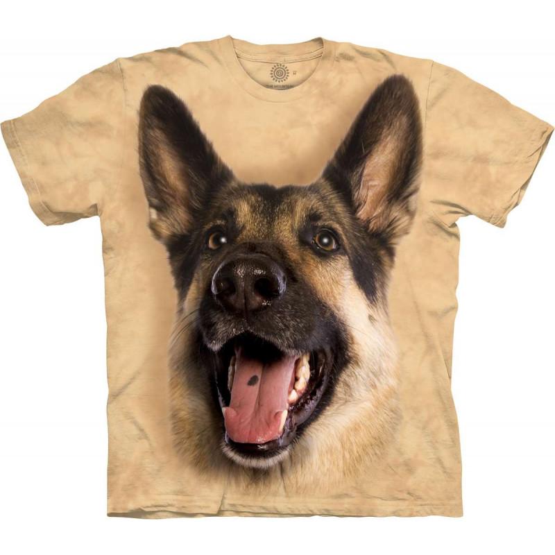 Joyful German Shepherd T-Shirt