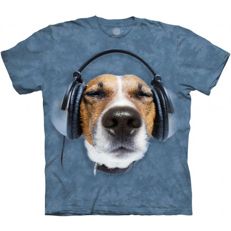 DJ Beagle Beats T-Shirt
