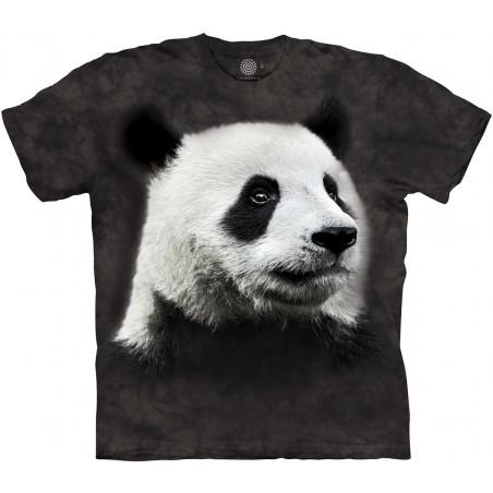 Panda Profile Portrait T-Shirt