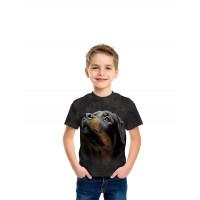 Angel Face Rottie T-Shirt