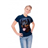 Goofy Rottie T-Shirt