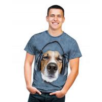 DJ Beagle Beats T-Shirt