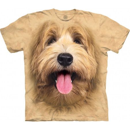 Big Face Labradoodle Pup T-Shirt