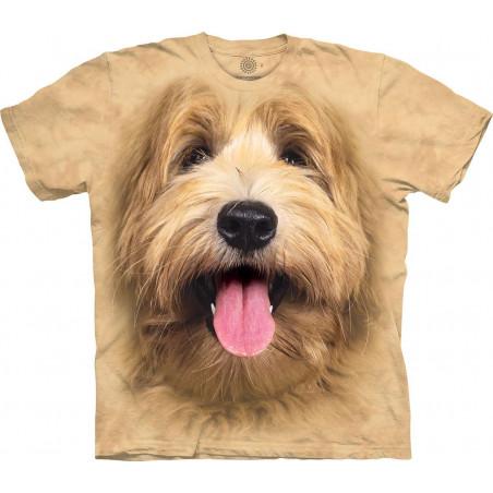 Big Face Labradoodle Pup T-Shirt