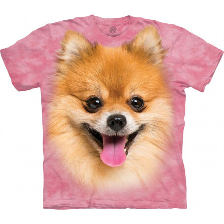 Happy Pomeranian T-Shirt