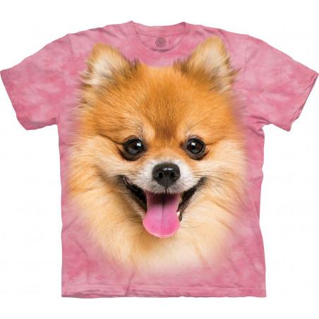 Happy Pomeranian T-Shirt
