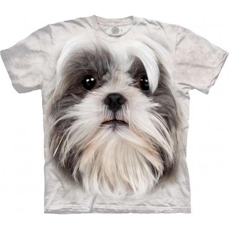 Shih Tzu Face T-Shirt