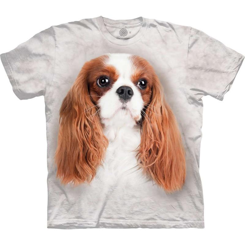 Cute Cavalier King Charles Spaniel T-Shirt