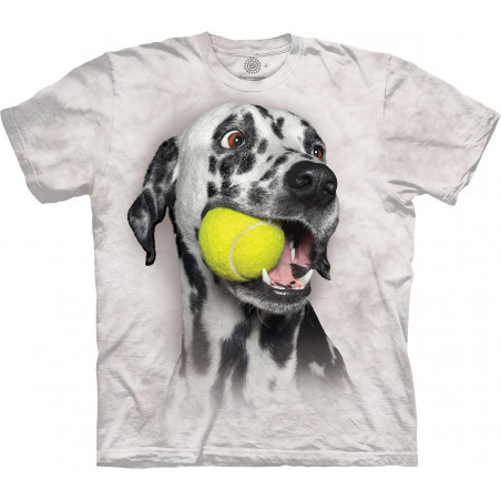 Playful Dalmatian T-Shirt