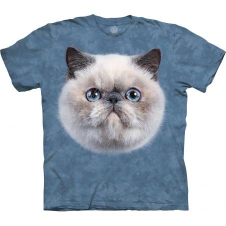 Blue Point Cat T-Shirt