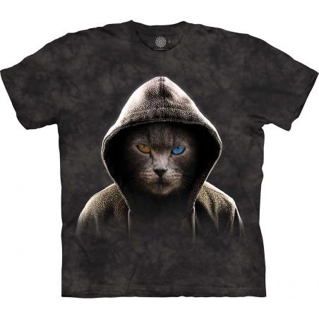 Cat Hoodie T-Shirt