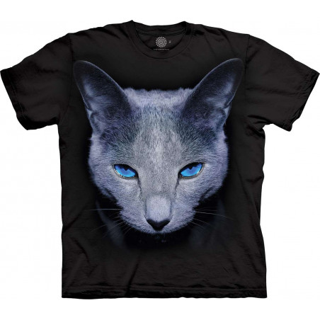 Grey Cat T-Shirt
