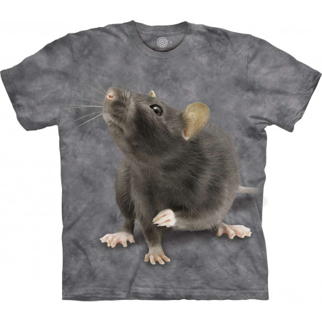 Curious Rat T-Shirt