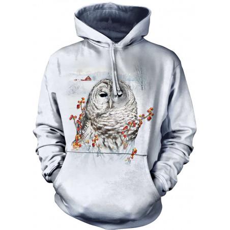 Country Owl Hoodie