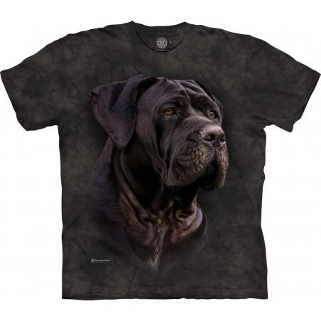 Black Italian Mastiff T-Shirt